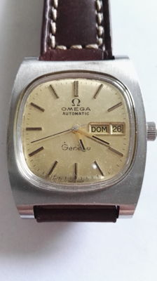 Omega Automatic Genève – calibre 1022 – men's – year 1972