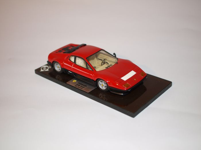 AMR - Scale 1/43 - Ferrari 512BB Berlinetta - red - kit professionally built by Codolo