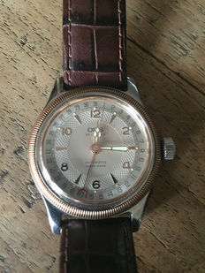 Oris Big Crown Pointed Date 7463B - men's wristwatch - 1997