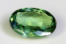 Alexandrite (Color Change: Yellowish Green to Light Brownish Red) – 1.07 ct
