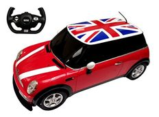 Rastar - scale 1/6 - Mini Cooper radio controlled car