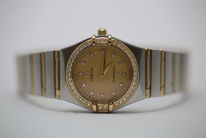 Omega — Constellation — 1277.15.00 — Women's — 1990–1999