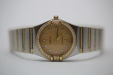 OMEGA Constellation (Diamonds) – Women's wristwatch – 1998