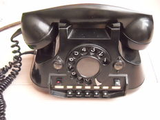 Bakelite telephone from state-owned company PTT, 1960