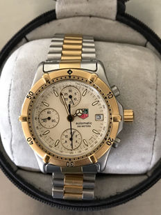 Tag Heuer Automatic Chronograph – mens' - 90s.