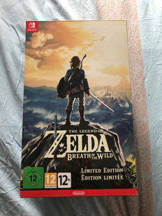 Zelda Collectors Nintendo Switch