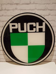 Puch Dealer- advertising sign - Plastic - 1960s/70s