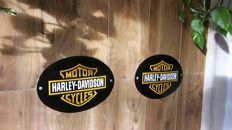 Two pieces Harley Davidson with oval logo - classic graphics - 2016