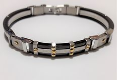 Essenza bracelet in 316L steel