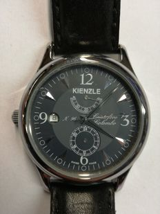 Kienzle Christopher Columbus men's watch, No. 96 of 1000 - new, never used