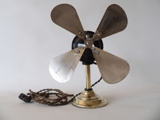 Old Fan, early first half 20th century