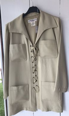 Yves Saint Laurent Rive Gauche – Safari jacket