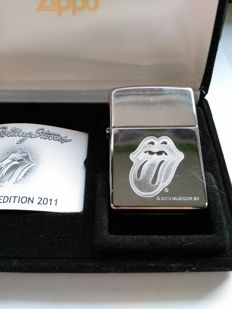 Zippo rolling Stones limited edition.