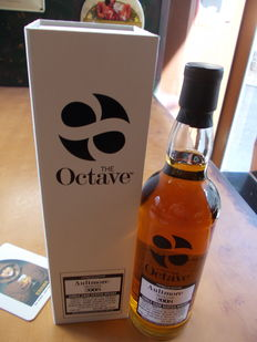 Aultmore 2008. limited edition. only 65 bottles - The Octave