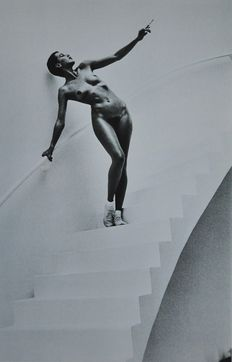 Helmut Newton - Special Collection - In My Studio, Paris - 1978