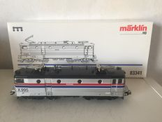 Marklin H0 - 83341 - Electric Locomotive X995 of the Amtrak