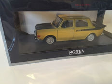 Norev - Scale 1/18 - Simca 1000 Rallye 2 1976 - Colour: Yellow
