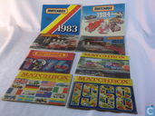 Overig - MATCHBOX - Matchbox Catalogue 1981/82