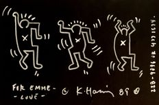 Keith Haring - Disegno