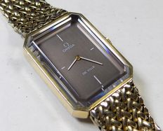 Omega De Ville 511.447 - Rectangle Case - 1960's Luxury - Men's Wristwatch