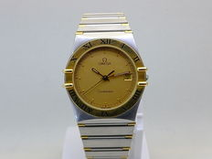 Omega Constellation Quartz Men's Watch