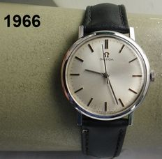 Omega – Dress watch – Vintage men's model – 1966 + warranty