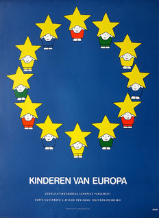 Dick Bruna - Children of Europe - 1992