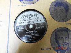 21 x Rock'n Roll and Pop on 78 RPM.