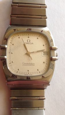 Omega Constellation chronometer – men's watch – 1980s
