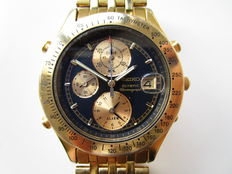 Seiko Barcelona Olympic chronograph – men's watch limited edition – 1992