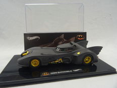 Batman - Hot Wheels Elite - Batman 1989 - Scale 1/43 - Batmobile