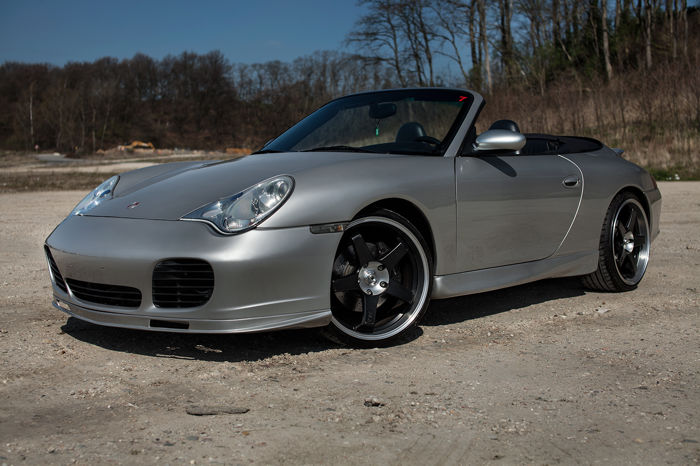 Porsche 911 3 6 Carrera 996 Convertible 2002 Catawiki
