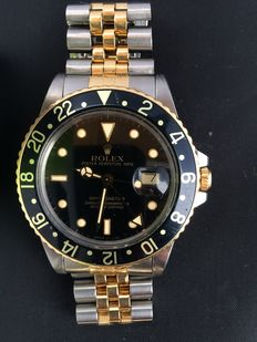Rolex GMT - men's watch - 1986