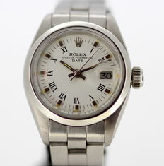 Rolex - Ladies Oyster Perpetual Date Automatic 1980