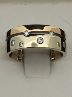 750 Gold ring No 49