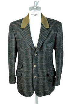 Conte of Florence – tweed blazer