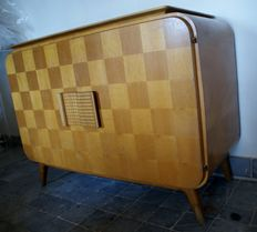 Jindrich Halabala for UP-Závody – vintage buffet or sideboard