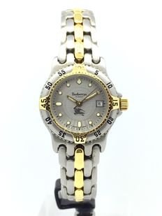 Burberry – Reference: 10000 L – Ladies' Wristwatch – Year: 1995–2000