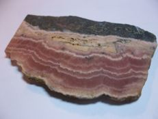 Lot with rhodochrosite - rough - 250.89 cts (2)