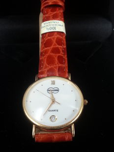 UnoAerre wrist watch in 18 kt 750/1000 gold