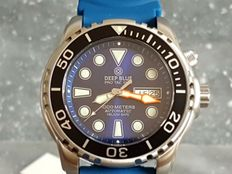 Deep Blue Pro Tac 1000M Automatic - Professional diver's watch - 2017, new condition