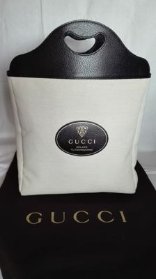 Gucci – Collector's Bag – Reopening of Via Monte Napoleone Boutique, Milan