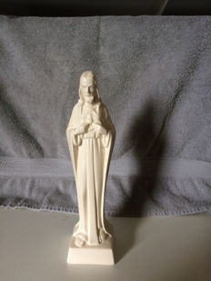Figurine Christ signed BSA Venlo no. 1071 made in Holland