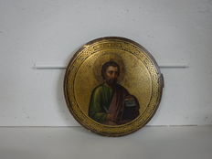 Holy icon - Russia - late 19th/early 20th century