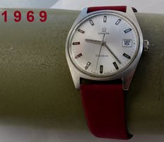 Omega – Genève – men's watch + warranty – from 1969