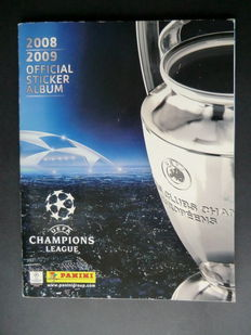 Panini - UEFA Champions League 2008/2009 - Complete album - In very good condition