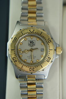 TAG HEUER 3000 Professional  200 meters  Ladies' watch - not used
