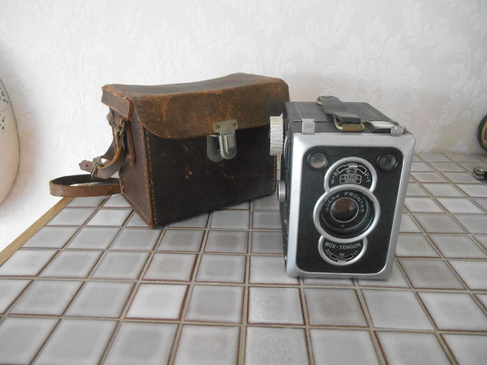 Zeiss Ikon Box tengor model 56/2  (1953)