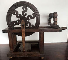 Wool-winder from Piedmont, 1800s