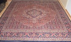 Oriental KERMAN Lavar – 20th century, around 1980 – 250 x 240 cm – New condition – No reserve price, bidding starts at €1